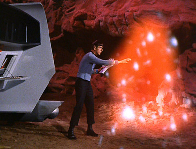 Which Star Trek:TOS's episode is this picture from ?