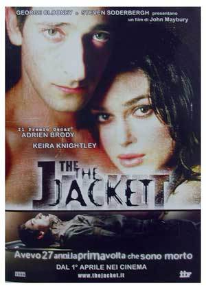"In ""The Jacket"" she played ?"