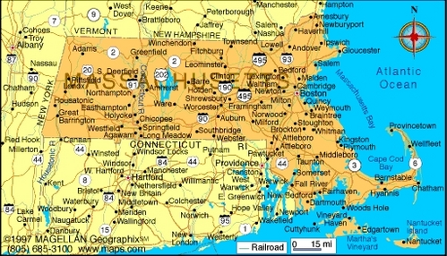 What is the state blume of Massachusetts?
