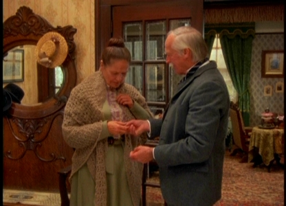 What kind of brooch is Marilla's?
