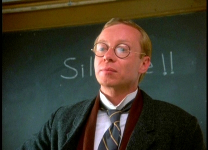 How did Mr. Phillips get his job at the school?