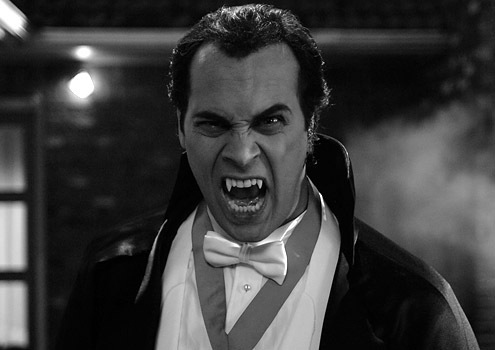 "In ""Monster Movie"" who played Dracula?"