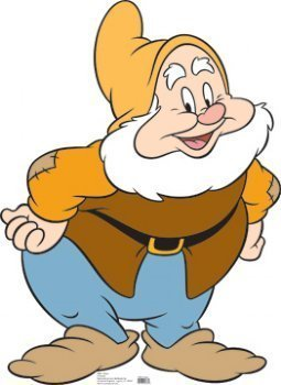Which of the seven dwarfs is this?