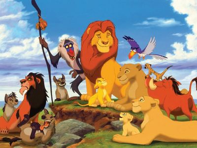 """Which is not a line from the song """"Circle of Life""""?"""