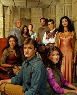 PICTURE THIS: What short-lived series was this a promo picture for?