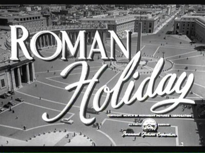 """GREGORY PECK's PARTNER : """"Roman Holiday"""" ?"""