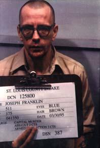 What type of victims did Joseph Paul Franklin typically target?