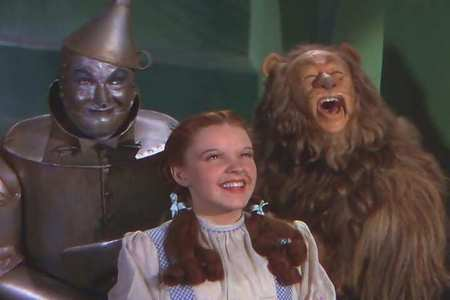 """""""Who's Line"""" - Who said """"Why don't you try counting sheep""""to the cowardly lion?"""
