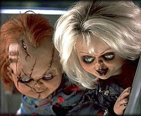 What was the name of the amulet Chucky and Tiffany needed to transfer their souls into human bodies??