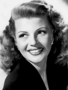 "RITA HAYWORTH's PARTNER : ""Separate Tables"" ?"