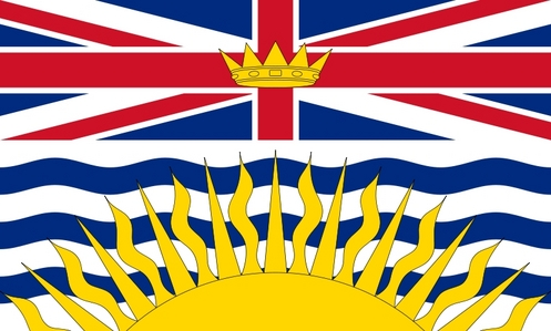What is the capital of British Colombia?