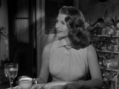 "RITA HAYWORTH's PARTNER : ""Affair in Trinidad"" ?"