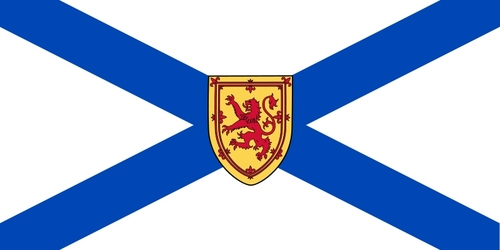 What is the capital of Nova Scotia?