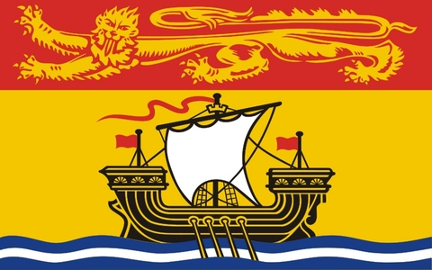 What is the capital of New Brunswick?