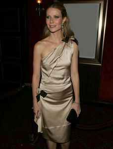 To which film premiere did Gwyneth wear this dress to?