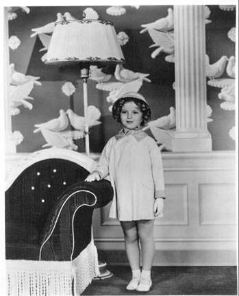 A Star in the making - Shirley Temple sang about what kind of lollie Pop?