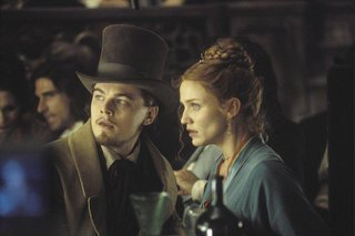 NAME THE COUPLE? (Hint: Gangs of New York)