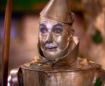 The tin man sinabi he knew he had a puso for what reason?