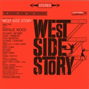 """Films And Songs - Which song is from the film """"West Side Story""""?"""