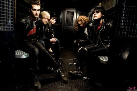 What movie did MCR do a cover song for?