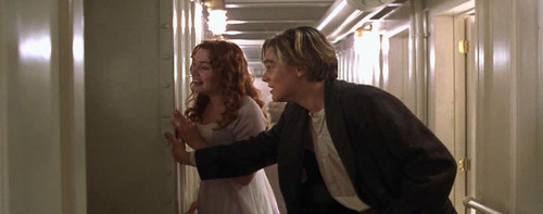 When Mr.Lovejoy chase Rose and Jack they take the elevator.What is the deck they arrive