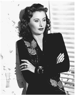 BARBARA STANWYCK's PARTNER : The Mad Miss Manton ?