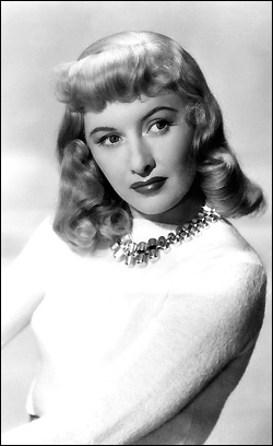 BARBARA STANWYCK's PARTNER : You belong to me ?
