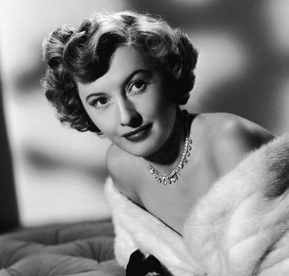 BARBARA STANWYCK's PARTNER : Cry Wolf ?