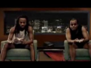 "In Madcon's music video for ""Beggin"", the guys are playing a video game before they fall asleep. What game were they playing?"