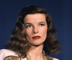 KATHARINE HEPBURN's PARTNER : Love Affair ?