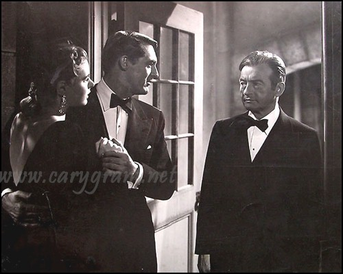 Which Cary's movie is this picture from ?