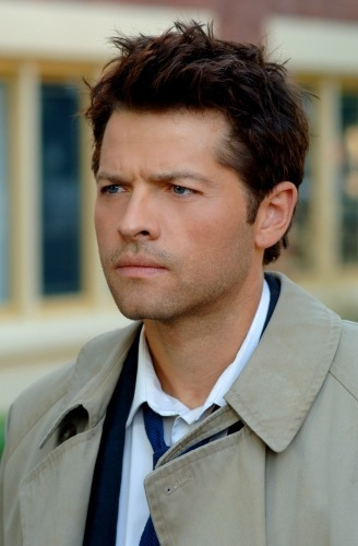 What is Castiel's human's name?