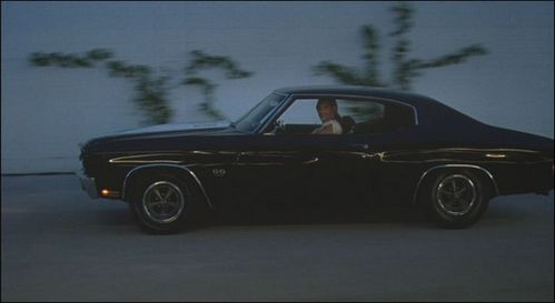 In which movie can we see this 1970 Chevrolet Chevelle SS ?