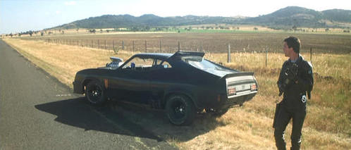 In which movie can we see this 1973 Ford Falcon XB GT ?