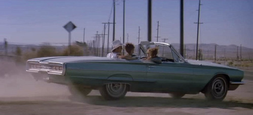 In which movie can we see this 1966 Ford Thunderbird ?