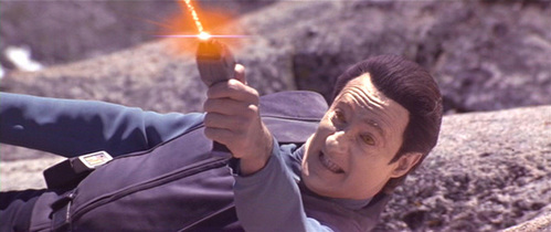 Which estrella Trek Movie is this picture from?
