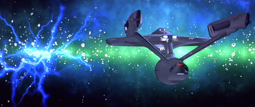 Which звезда Trek Movie is this picture from?