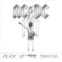Flick of the Switch was released in ?