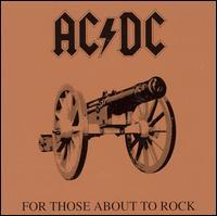 For Those About to Rock (We Salute You) was released in ?