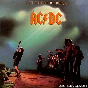 Let There Be Rock was released in ?