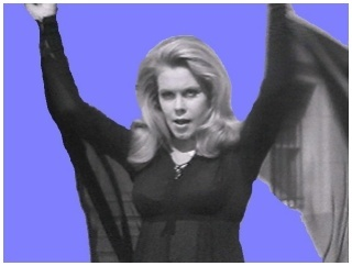 "Did Elizabeth Montgomery Quote This?  ""Like most people,I secretly hope that it's true -  there are witches like Samantha ,and that families like hers do exist"""