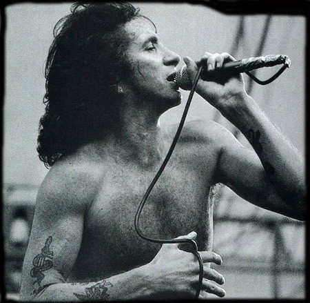 What was Bon Scott's real name?
