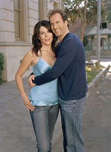 How long did Luke know he had a daughter before Lorelai found out?