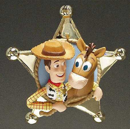 What was the name of the tv-show with Woody ?