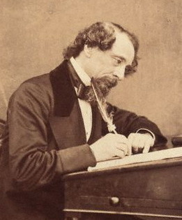 Which of his novels did Charles Dickens admit was his favorite?