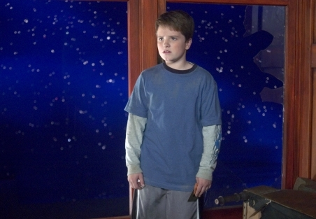 What was the name of his character in Zathura?