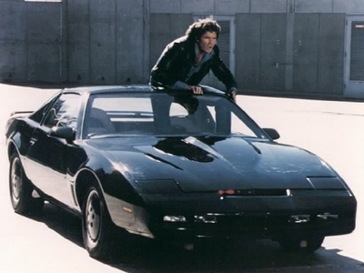 In which TV 显示 can we see this 1982 Pontiac Firebird Trans Am ?