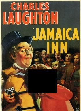 Who starred with Charles Laughton in Jamaica Inn?
