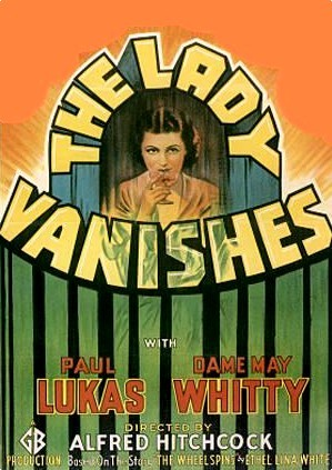 Who starred with Margaret Lockwood in The Lady Vanishes?