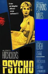 Who starred with Anthony Perkins and Janet Leigh in Psycho?